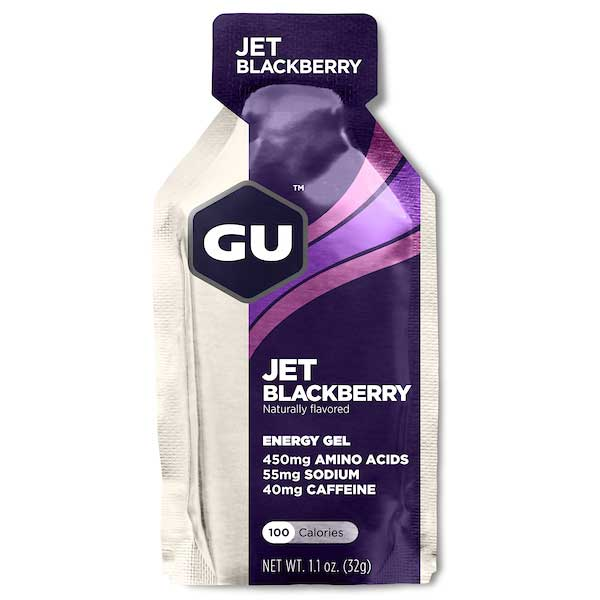 Energy Gel - Jet Blackberry