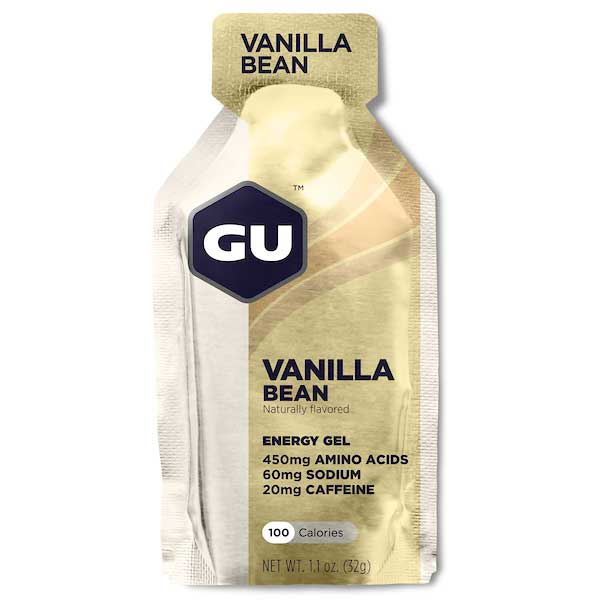 Energy Gel - Vanilla Bean