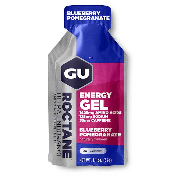 Roctane Energy Gel - Blueberry Pomegranate