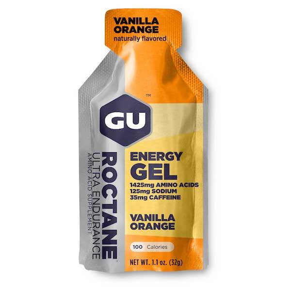 Roctane Energy Gel - Vanilla Orange