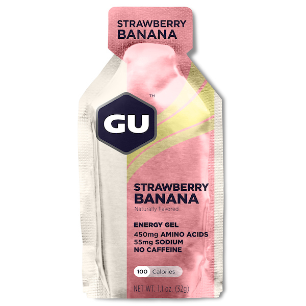 Energy Gel - Strawberry Banana