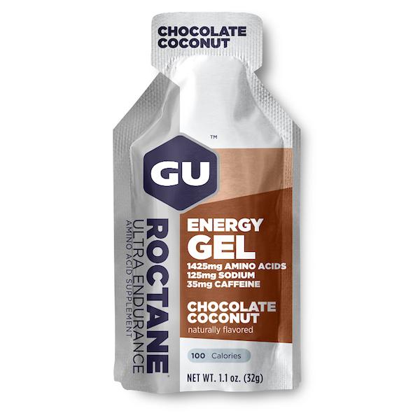 Roctane Energy Gel - Chocolate Coconut