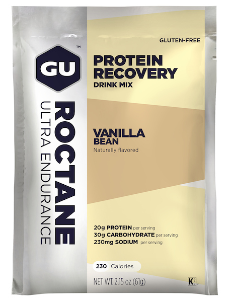 Roctane Recovery Drink MIX - Vanilla Bean