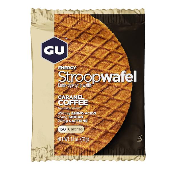 Energy Stroopwafel - Caramel Coffee