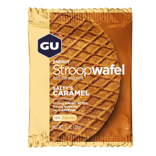 Energy Stroopwafel - Salty's Caramel